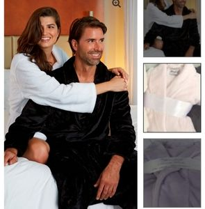 Mansfield Hotel & Spa Dream Robe Lilac